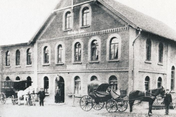 Deutsches Haus 1896