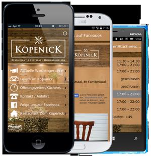 Köpenick App