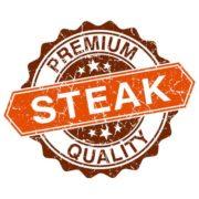 Premium Steak Qualität