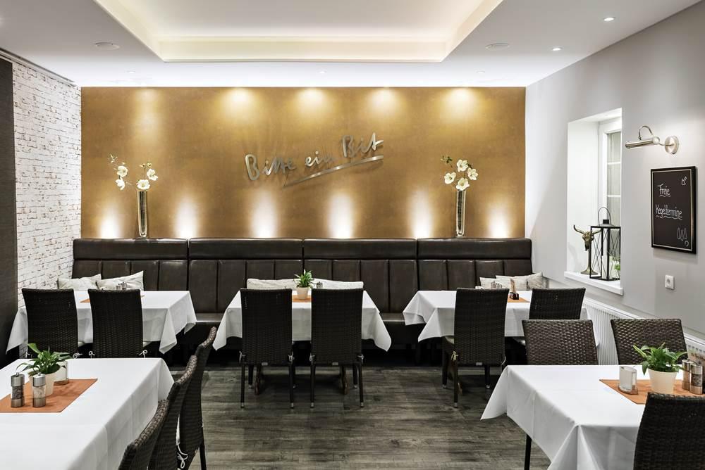 Das Clubzimmer im Restaurant *Zum Köpenick*