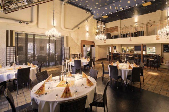 Der Festsaal im Die Kegelbahn im Restaurant *Zum Köpenick*