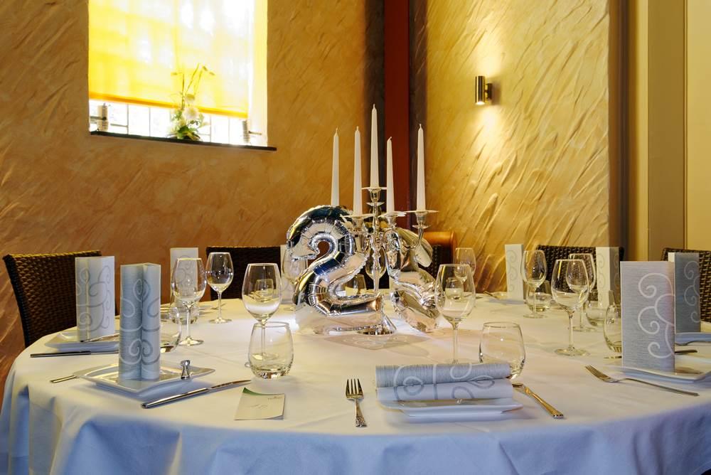 Feiern im Restaurant Zum Köpenick