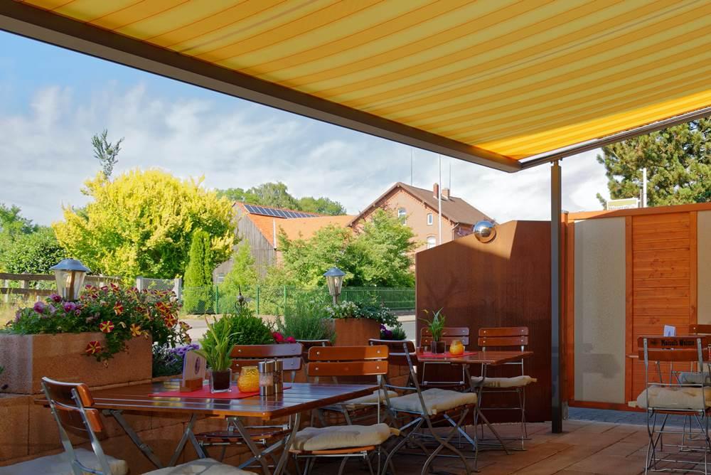 Terrasse Restaurant Zum Köpenick