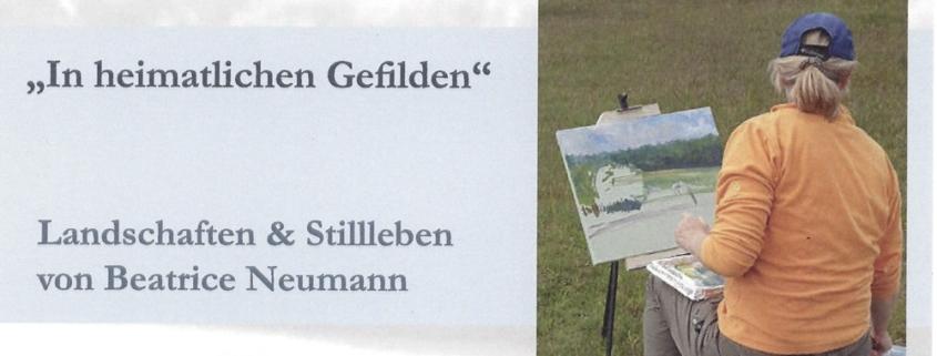 Bilderausstellung im Köpenick